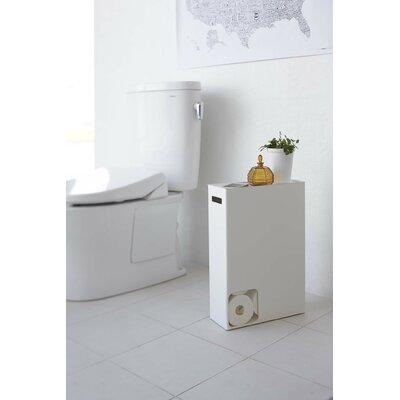 Plate Toiletpaper Stocker