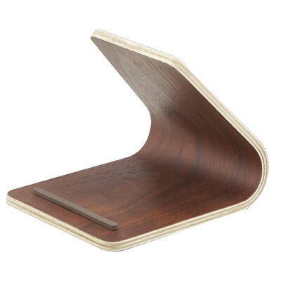 Rin Tablet Stand Finish: Brown