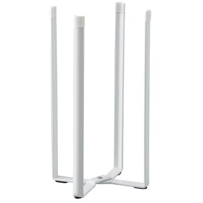 Tower Kitchen Glass Drying Rack Color: White