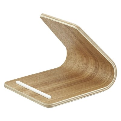 Rin Tablet Stand Finish: Natural