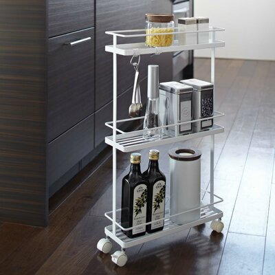Tower Kitchen Cart