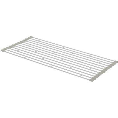 Plate Folding Sink Drainer Rack