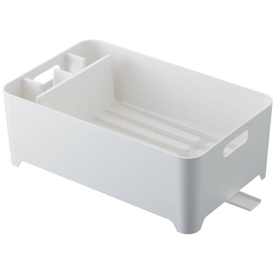 Tower Dish Drainer Finish: White