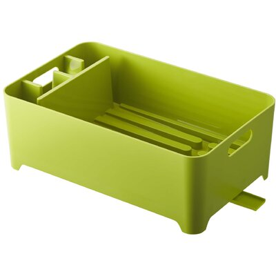 Tower Dish Drainer Finish: Green