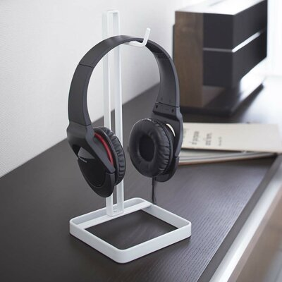 Beautes Headphone Stand Color: White