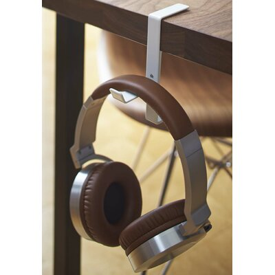 Beautes Headphone Hanger Finish: White