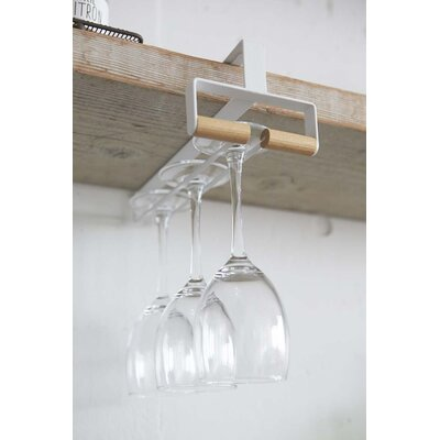 Bermondsey Under Shelf Wine Glass Rack