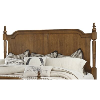 Hedlund Panel Headboard Size: King
