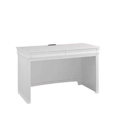 French Market Laptop Desk Finish: Soft White