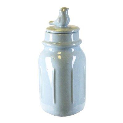 Covered Jar 10803