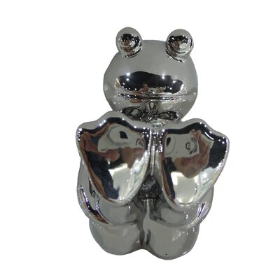 Yoga Frog Figurine AC10005-02