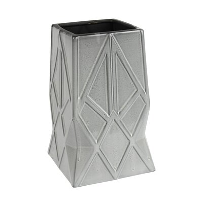 Decorative Ceramic Table Vase Size: 10