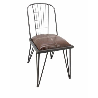 Clea Metal Frame Side Chair