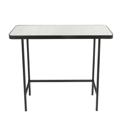 Lilian Metal Console Table