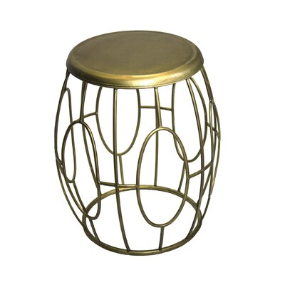 Abel Metal End Table