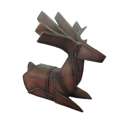Modern Decorative Resin Deer Figurine LOPK2275 40622675