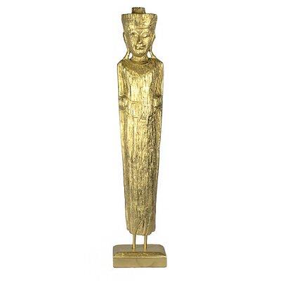 "27"" Resin Standing Buddha Statue BBMT4218 40622132"