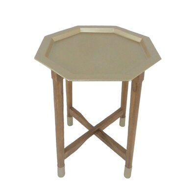Reisinger Tray Top End Table