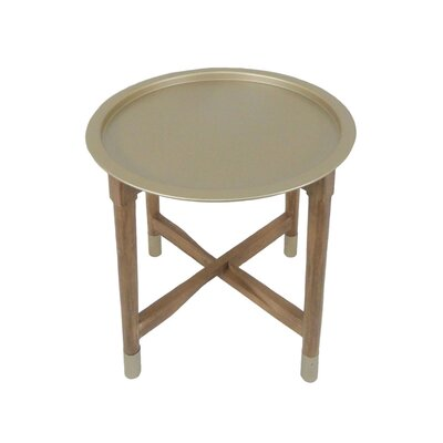 Reisman Tray Top End Table