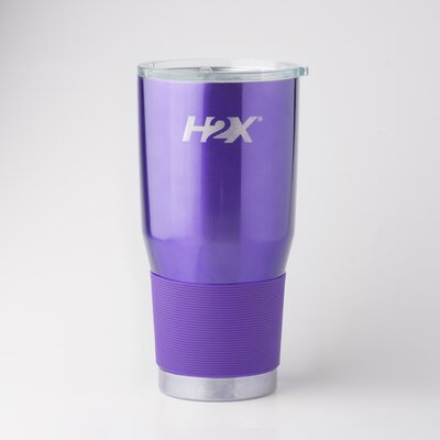 Ultra 30 oz. Stainless Steel Travel Tumbler Color: Purple 469537