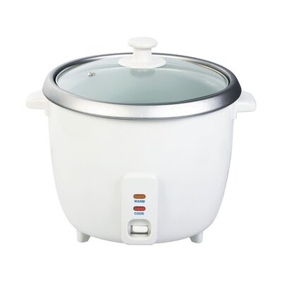 Electric Rice Cooker Size: 3 Cups 5280-03