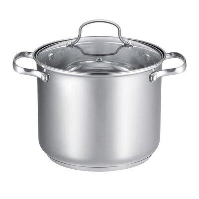 12-qt. Stock Pot with Lid 5109-26 G