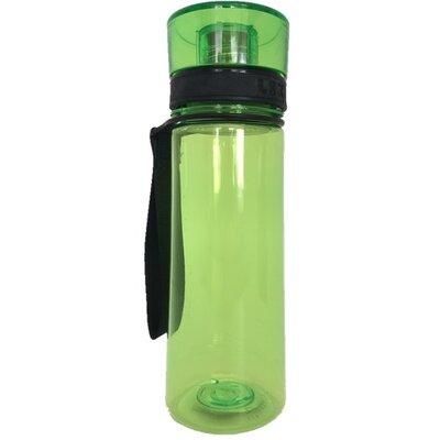 BPA Free 14 oz. Plastic Bottle Color: Blue A-96 BLU