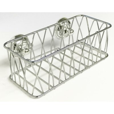 Sink with Suction Cup Hook Rinse Basket 3815