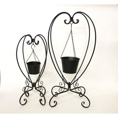 2 Piece Novelty Plant Stand