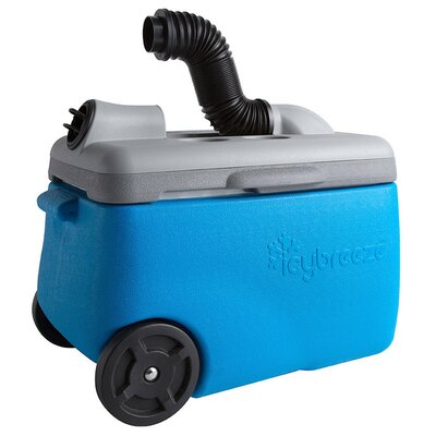 Portable Air Conditioner & Cooler 12V Chill Color: Blue 4038A-IBUC12VB