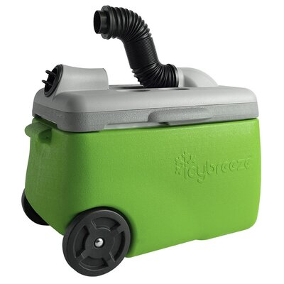 Portable Air Conditioner & Cooler Whiteout Color: Green 4038A-IBUWG