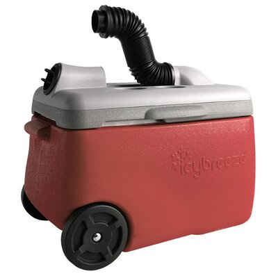 38 Qt. Portable Air Conditioner & Cooler Frost Color: Red 4039A-IBUFR
