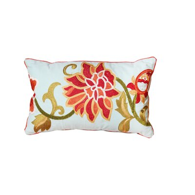 Cabana Bouquet Cotton Pillow Cover
