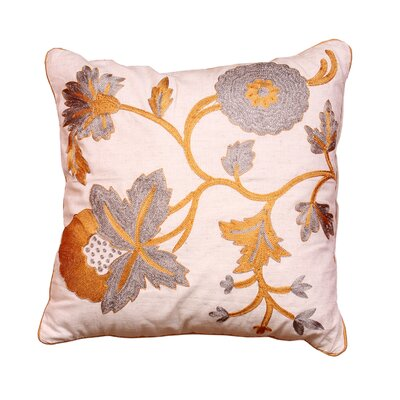 Cabana Living Vine Linen Pillow Cover