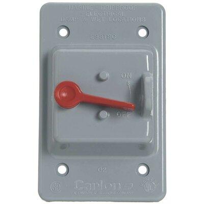 Single Toggle Switch