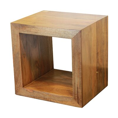 Uniquely End Table