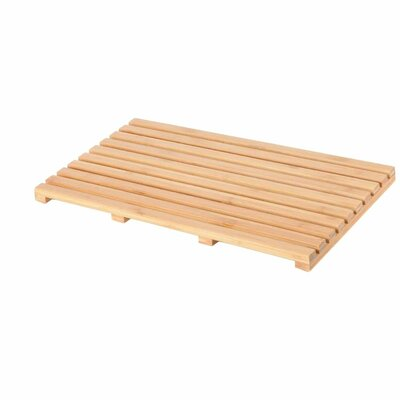 Bamboo Bathroom Mat