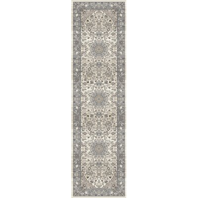 Elite Gray Area Rug Rug Size: Runner 2 x 72