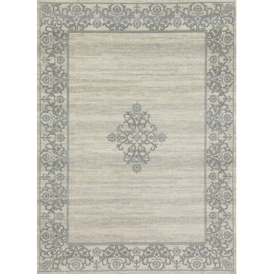 Avalon Gray Area Rug Rug Size: 76 x 95