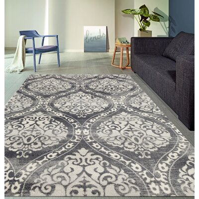 Demonte Gray Area Rug