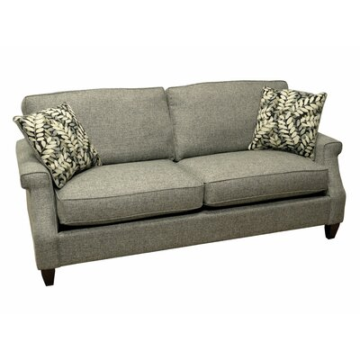 783-605MZ (1136-89 w/4135-89) LR1760 LaCrosse Furniture Brookside Sleeper Loveseat with 5″ Memory Foam Mattress