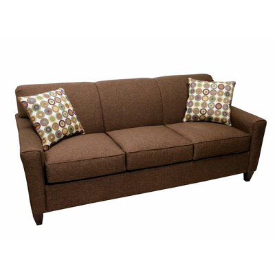 528-605Z (1126-07 w/8089-23) LR1752 LaCrosse Furniture Sleeper Sofa with 5″ Mattress