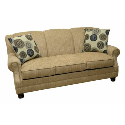 838-505M (1150-08 w/4150-28) LR1756 LaCrosse Furniture Sleeper Sofa with 5″ Memory Foam Mattress