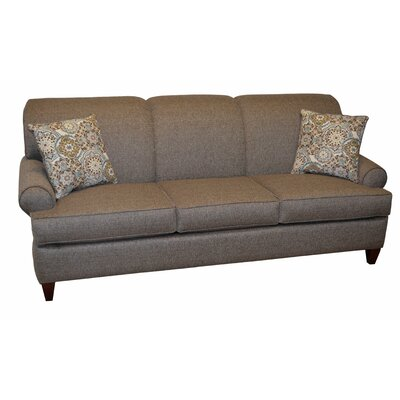 383-605MZ (1144-07 w/4144-28) LR1765 LaCrosse Furniture Augusta Sleeper Sofa with 5″ Memory Foam Mattress