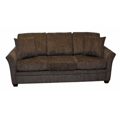 733-607 (Civic Loden) LR1781 LaCrosse Furniture Emporia Sleeper Sofa with 7″ Mattress