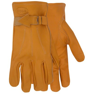 Boss Manufacturing Company Premium Grain Leather Gloves at Sears.com
