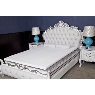 2 Memory Foam Mattress Size: Twin