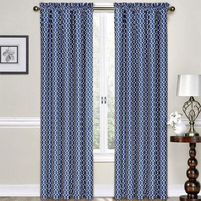 Ellis Single Curtain Panel
