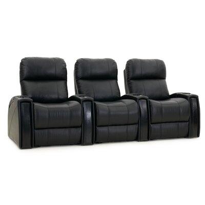 Nitro XL750 Home Theatre Lounger (Row of 3) Color: Black