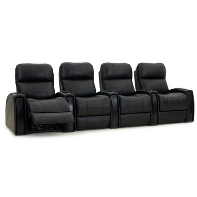 Nitro XL750 Home Theatre Lounger (Row of 4) Color: Black